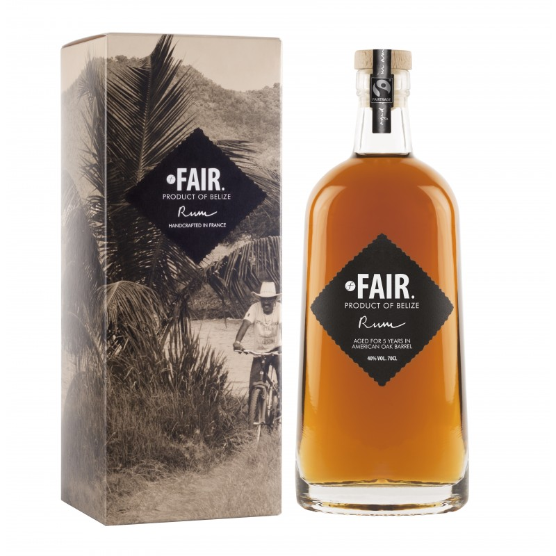 Fair Spirit Rum limited Ed.