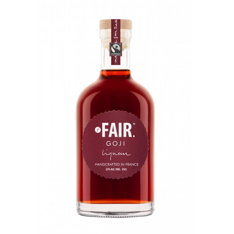 Fair Spirit Goji liqueur