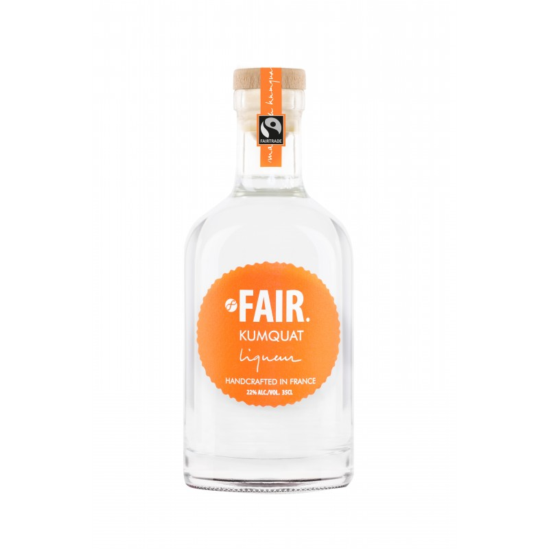 Fair Spirit Kumquat liqueur