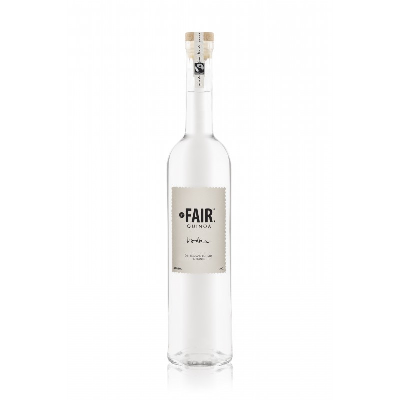 Fair Spirit Quinoa Vodka